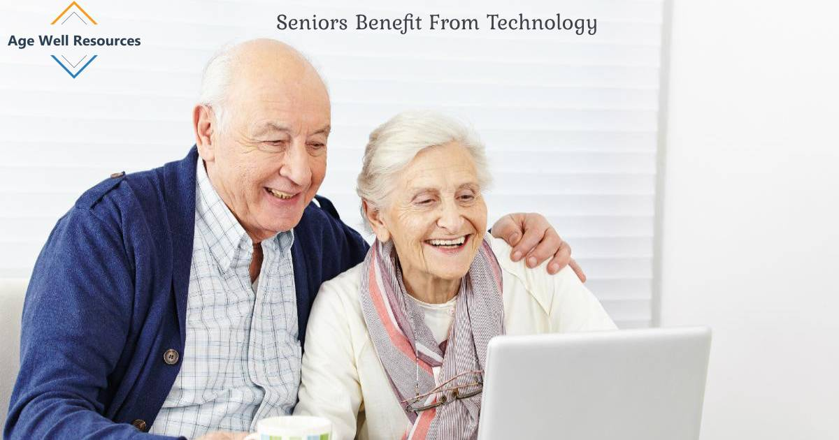 3 Ways Seniors Can Benefit From Technology