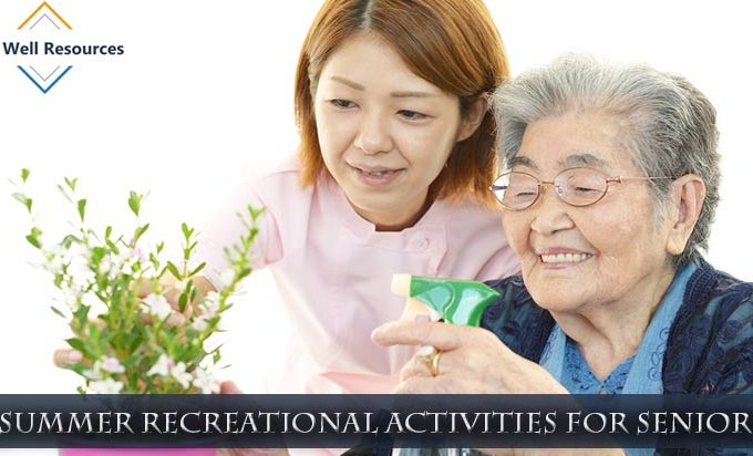 3 Summer Recreational Activities for Seniors