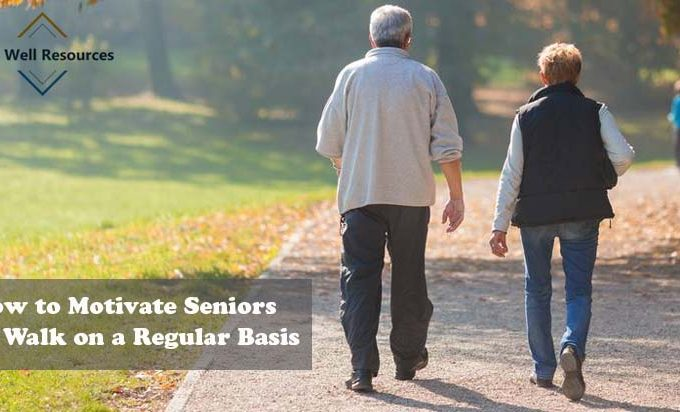 How to Motivate Seniors to Walk on a Regular Basis