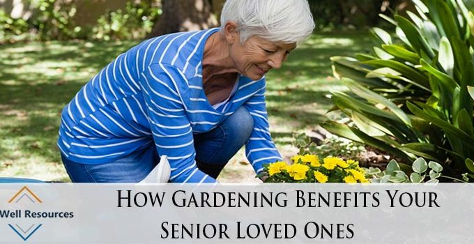 How Gardening Benefits Your Senior Loved Ones