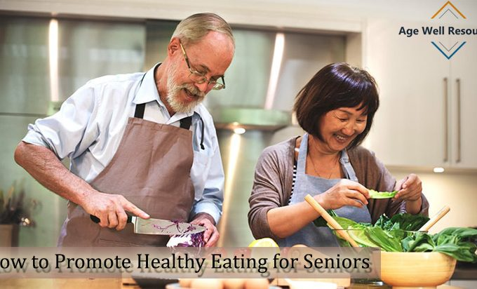 How to Promote Healthy Eating for Seniors