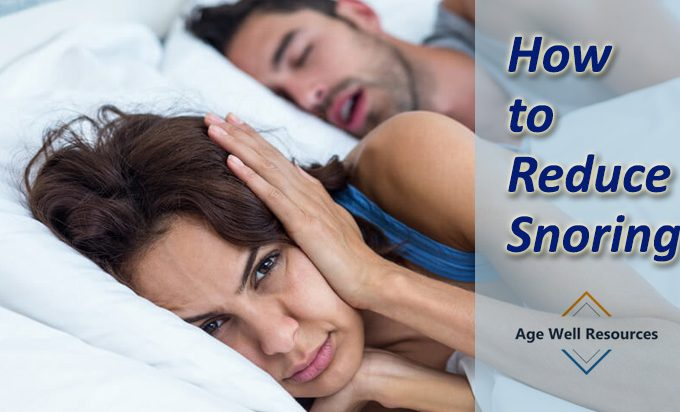 How to Reduce Snoring