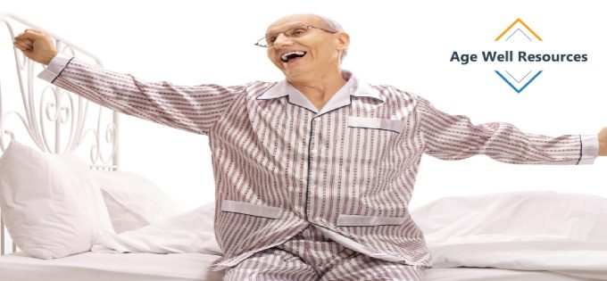 Benefits of a Good Night's Sleep to Seniors