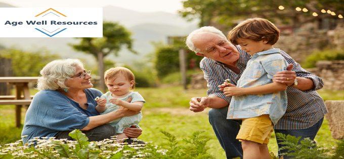 8 Health Benefits of Being a Grandma