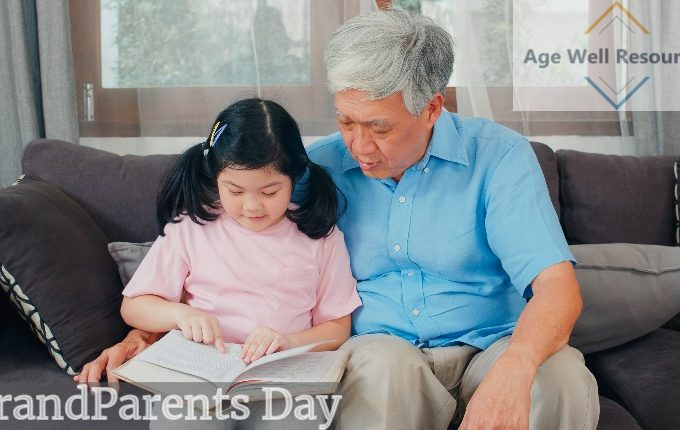 How To Celebrate Grandparents Day