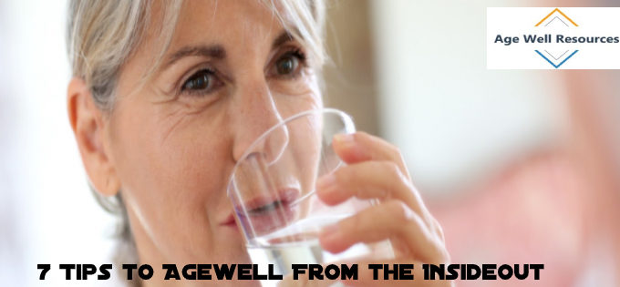 7 Tips to Age Well From the Inside Out