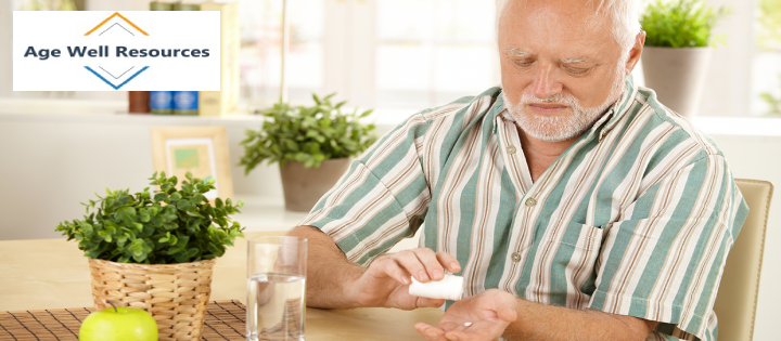 Why We Need Supplements for Healthy Aging