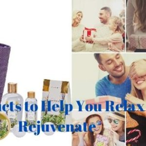 10 Products to Help You Relax and Rejuvenate